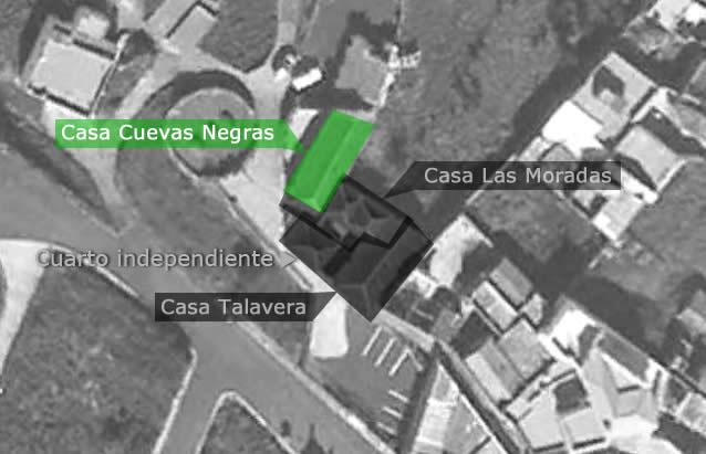 Casa Cuevas Negras